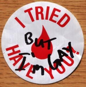 Blood Ban