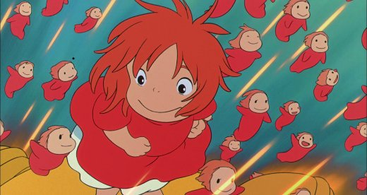 Studio Ghibli: Ponyo