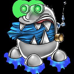 robot-trash-full-icon