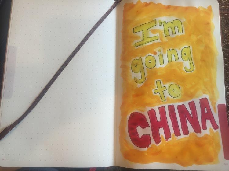 I'm Going to China