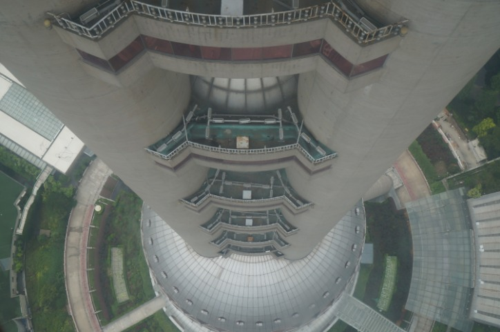 Oriental Pearl Tower View