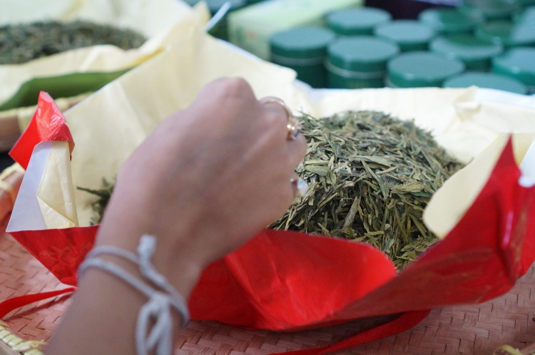 Emperor's Dragon Well Green Tea