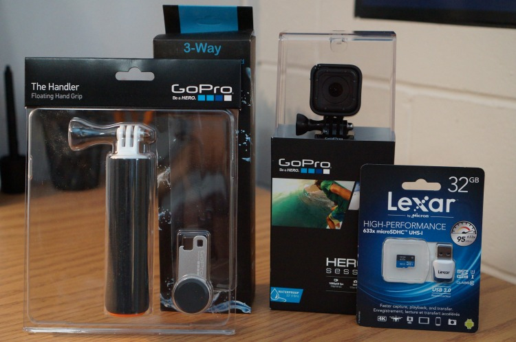My GoPro Bundle