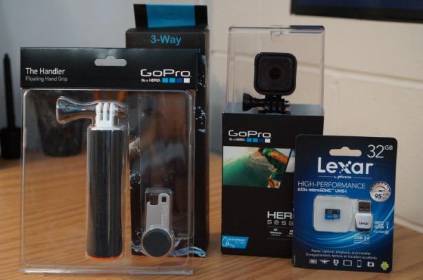 My GoPro Bundle