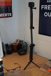 GoPro Tri-Pod Mount 3-Way