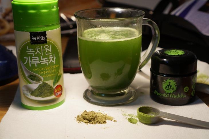 Moonlit Matcha Green Tea Review