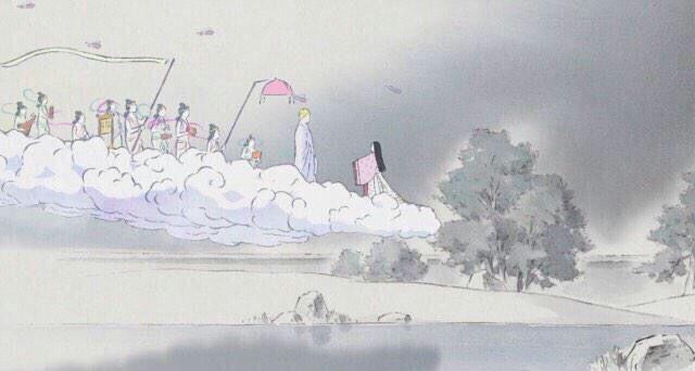 celestial procession