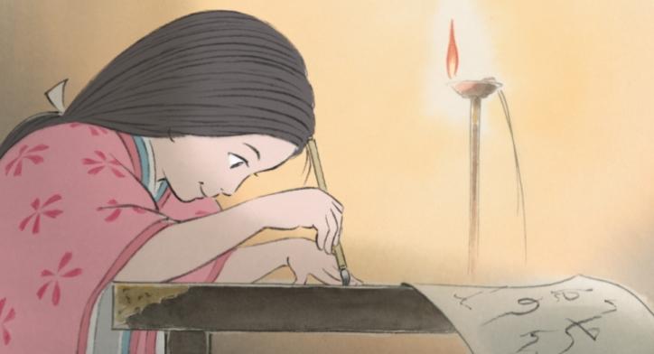 kaguya writing