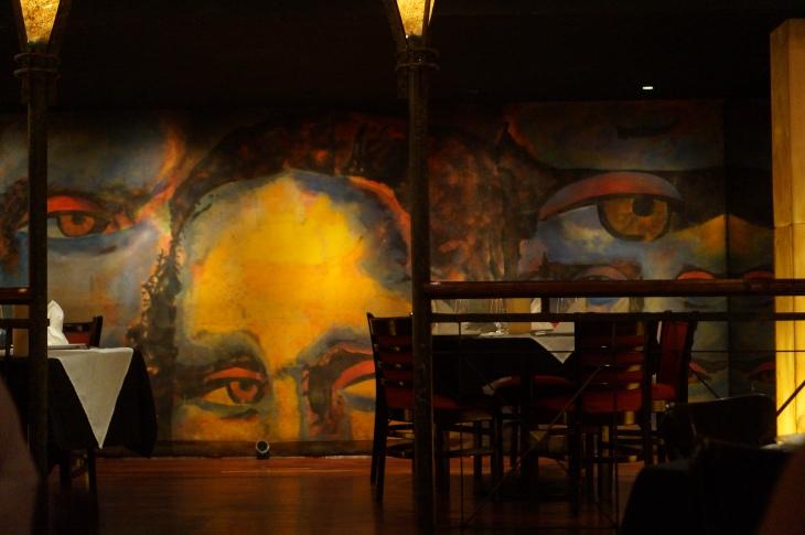 La Madonna Mona Lisa Walls