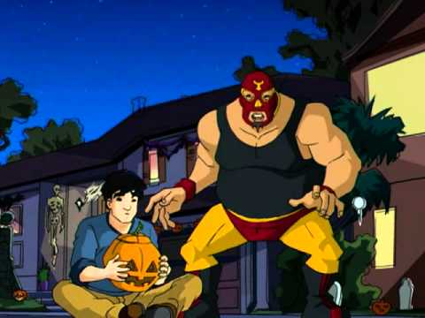 Jackie Chan Adventures Day of the Dead